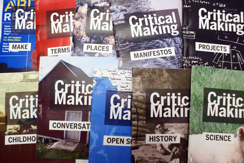 Critical Making (covers)